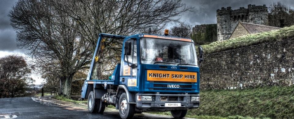 Knight Skip Hire Isle of Wight